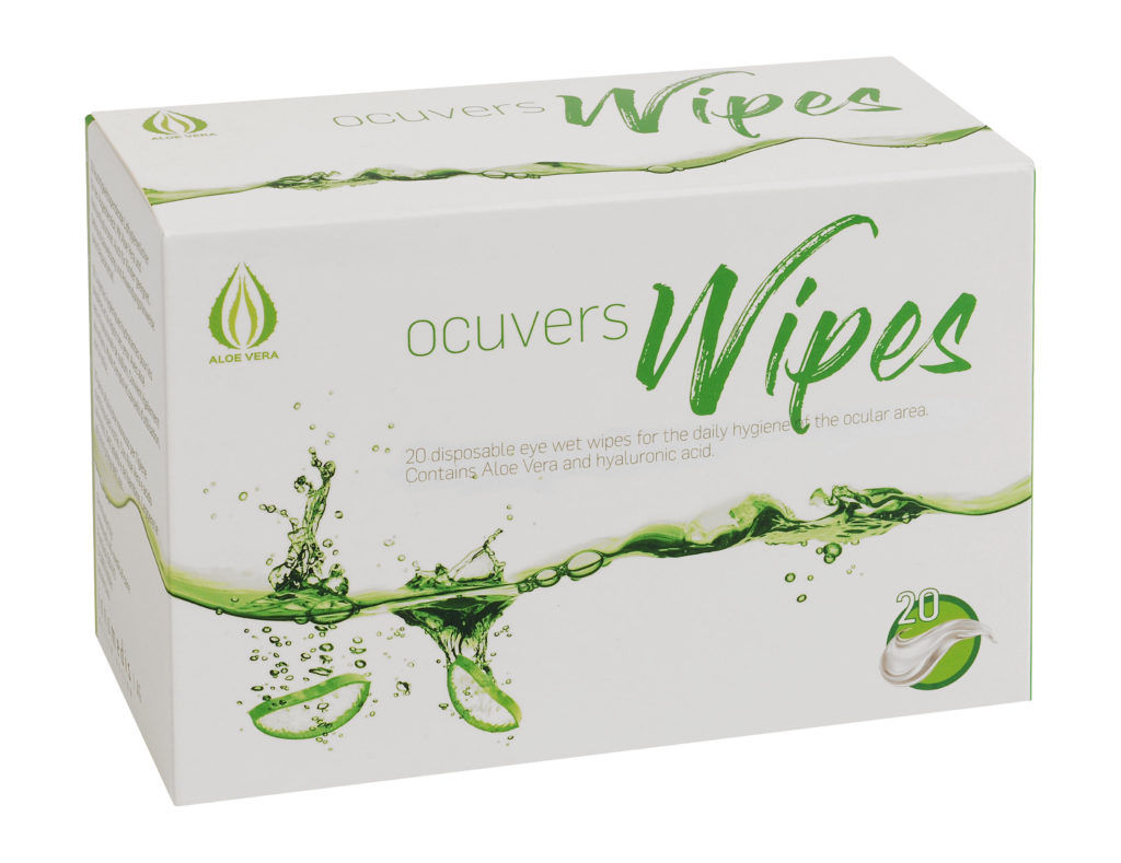 Ocuvers-Wipes